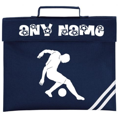 Football Player Book Bag